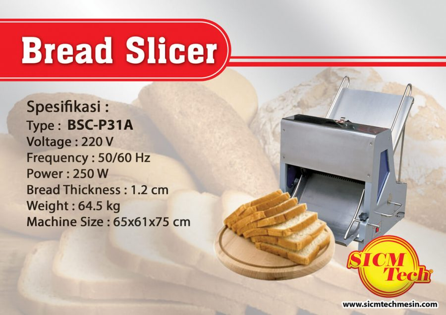Bread Slicer P31A