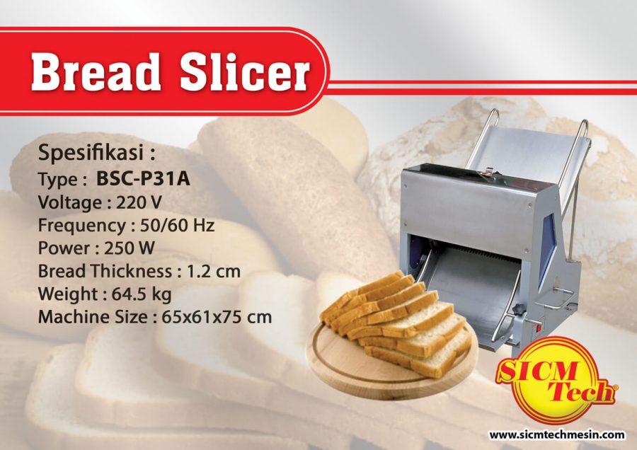 Bread Slicer P31A
