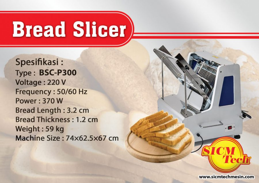 Bread Slicer p300
