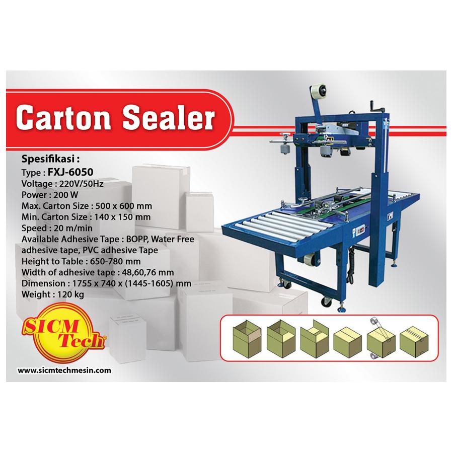 Carton Sealer MM 6050