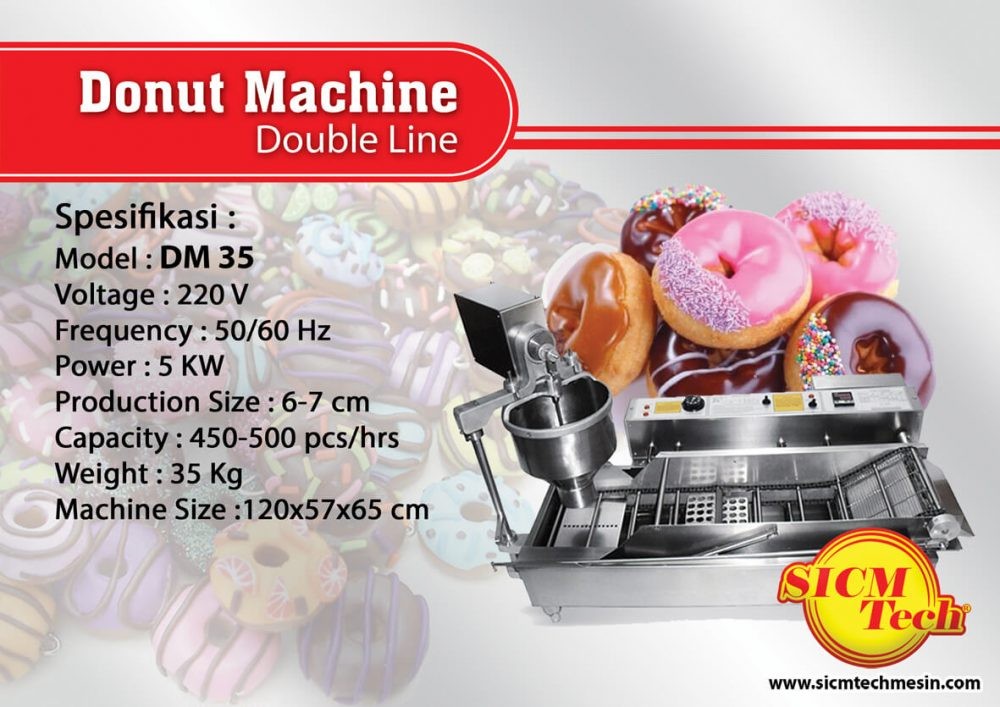 Donut Machina DM 35