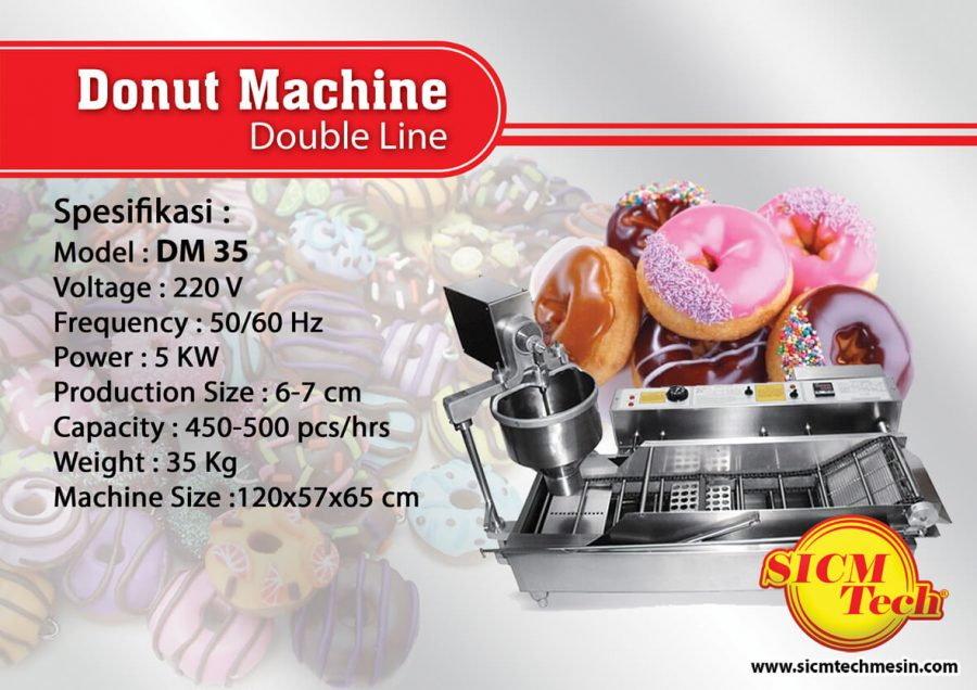 Donut Machina DM 35