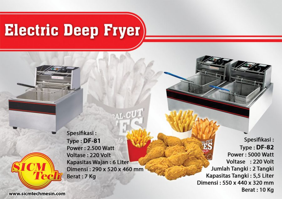 Electrik Deep Fryer copy