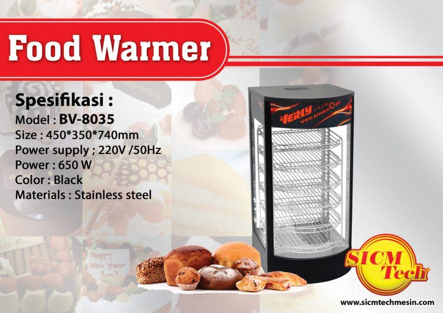 Food Warmer BV-8035