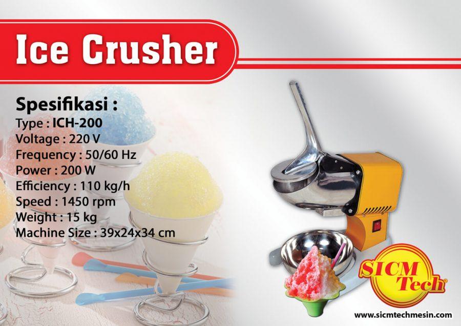 Ice Crusher ICH-200