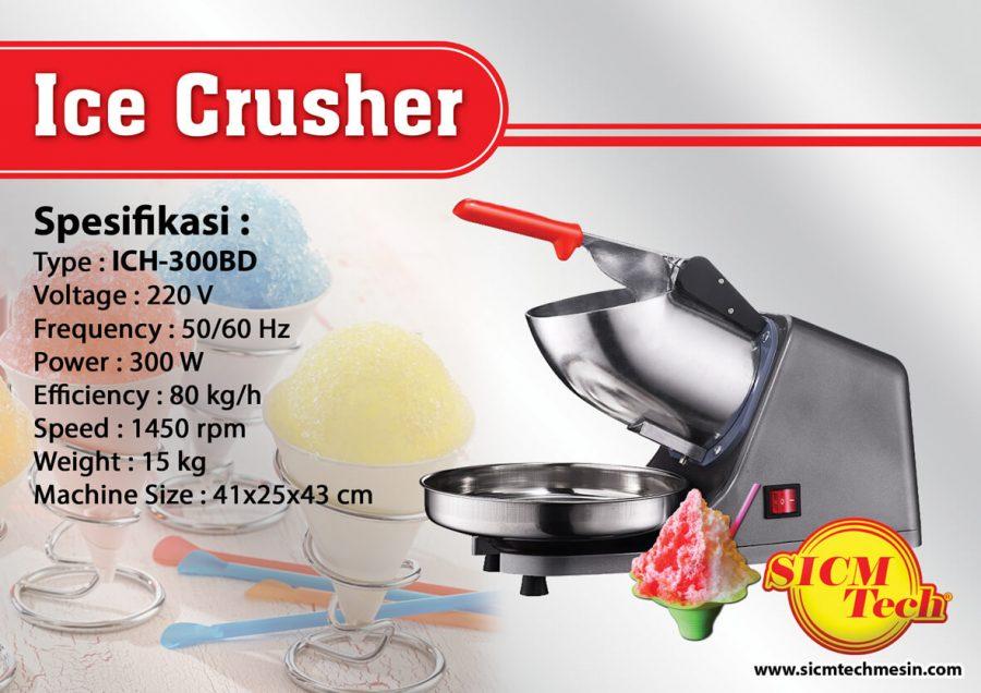 Ice Crusher ICH-300BD