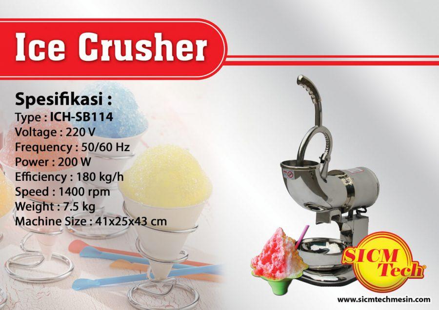 Ice Crusher ICH-SB114