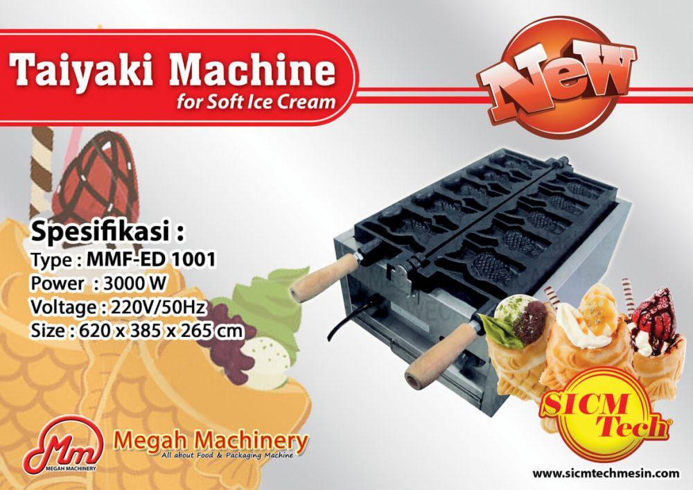 Taiyaki Eletrik new