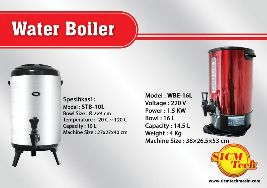 Water Boiler Fomach