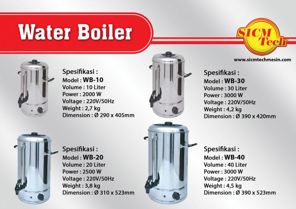 Water Boiler Gea
