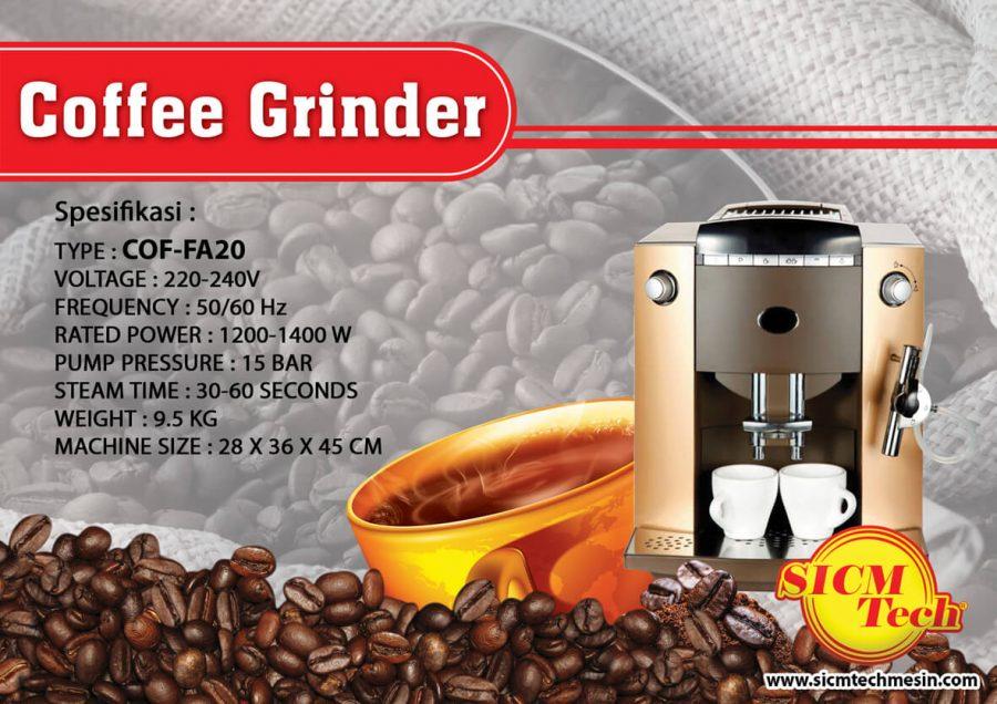 coffee Grinder COF-FA20