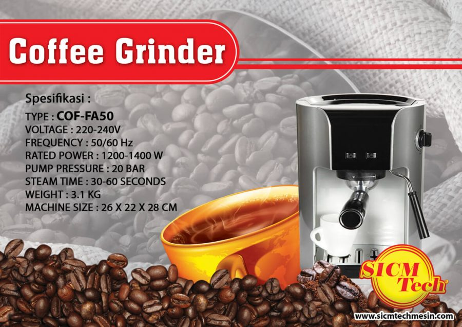 coffee Grinder COF-FA50
