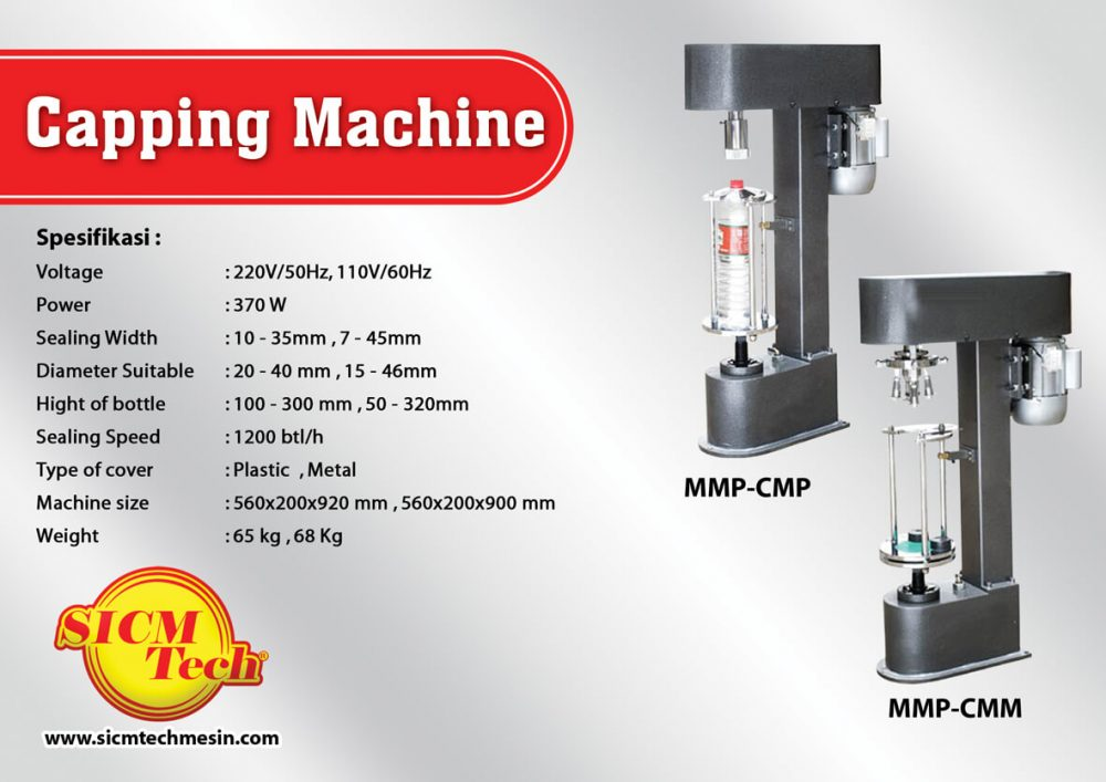 Lockig Capping Machine