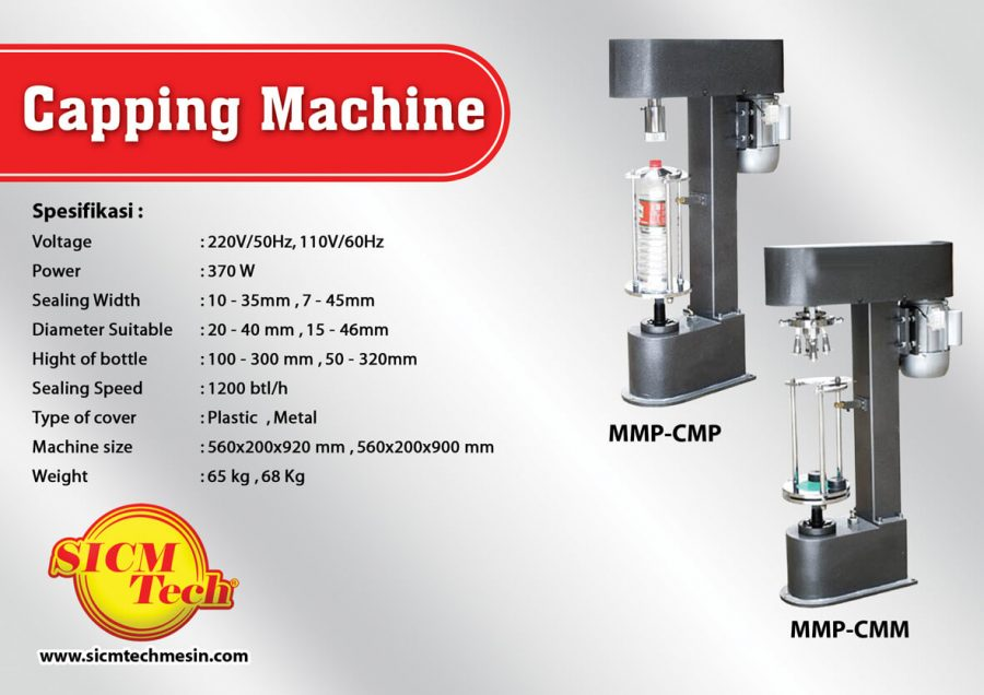Lockig Capping Machine
