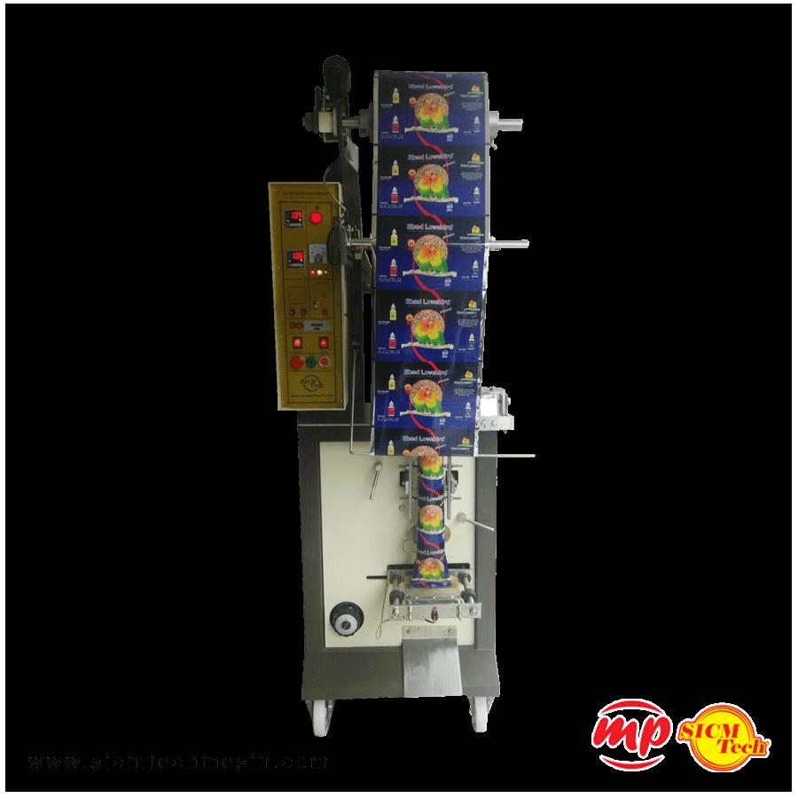 Mesin Kemasan Otomatis untuk Powder & Snack (Besi)