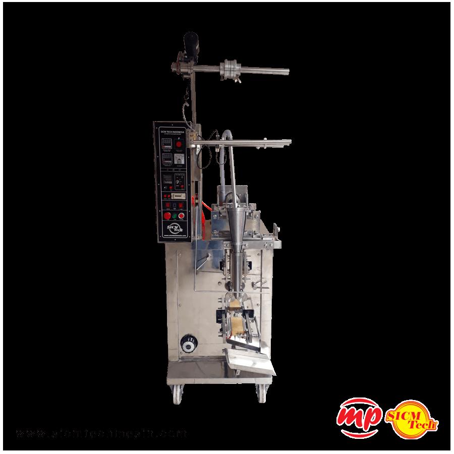 Mesin Kemasan Otomatis untuk cairan Stainless