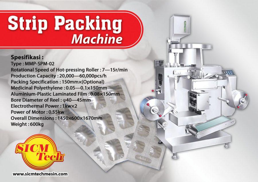 Strip Packing Machine