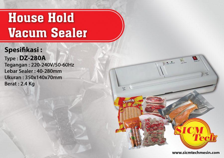 Vaccum Hand Sealer