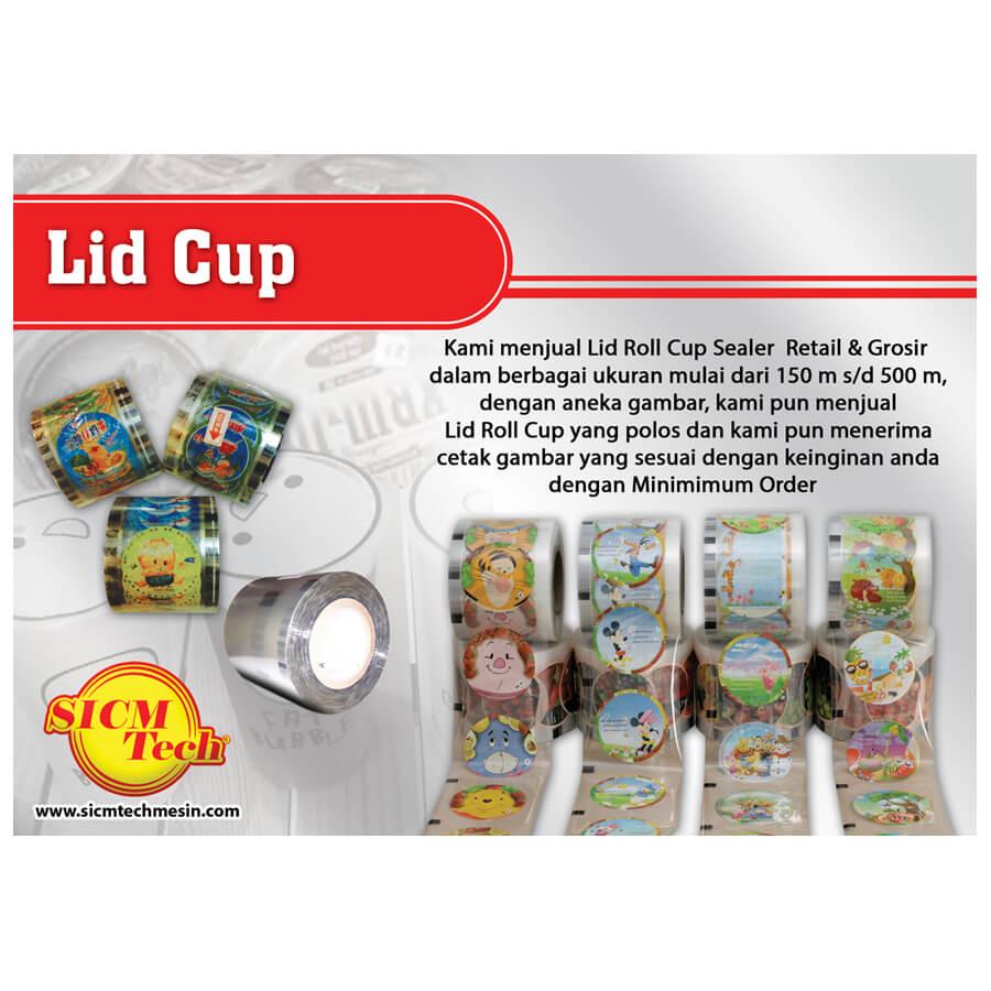 lid cupp sealer