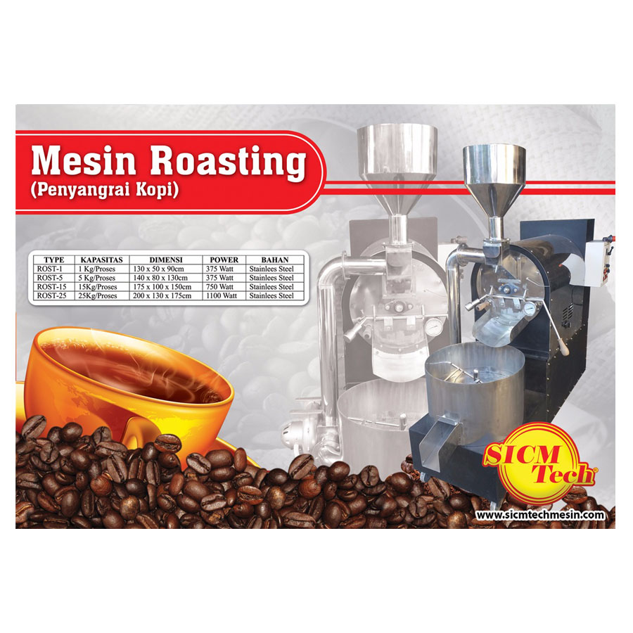 Roasting Machine_