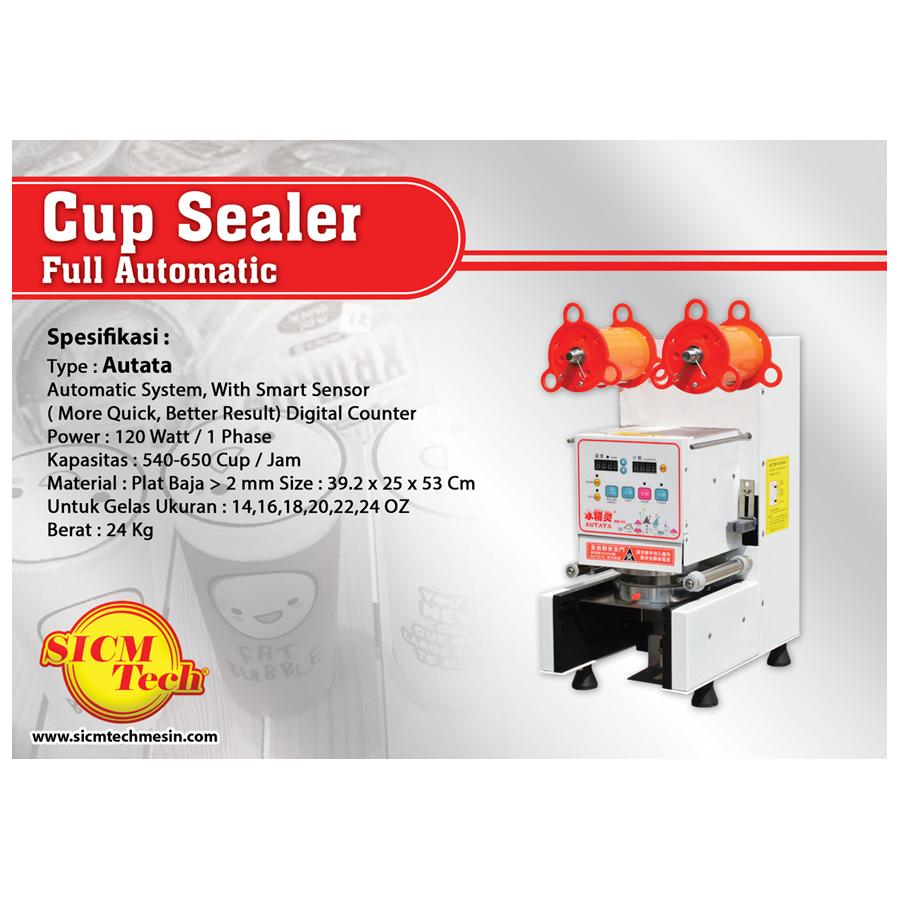 Cup Sealer Autata