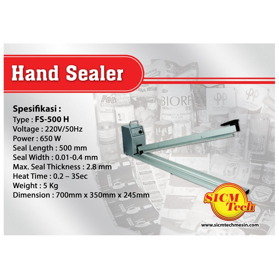 Hand Sealer FS-500H