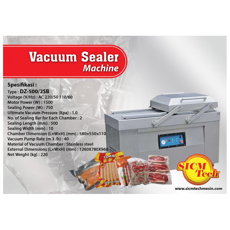 Vacuum Sealer DZ500 2SB
