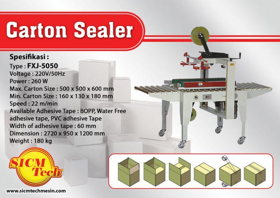 Carton Selaer MM 5050