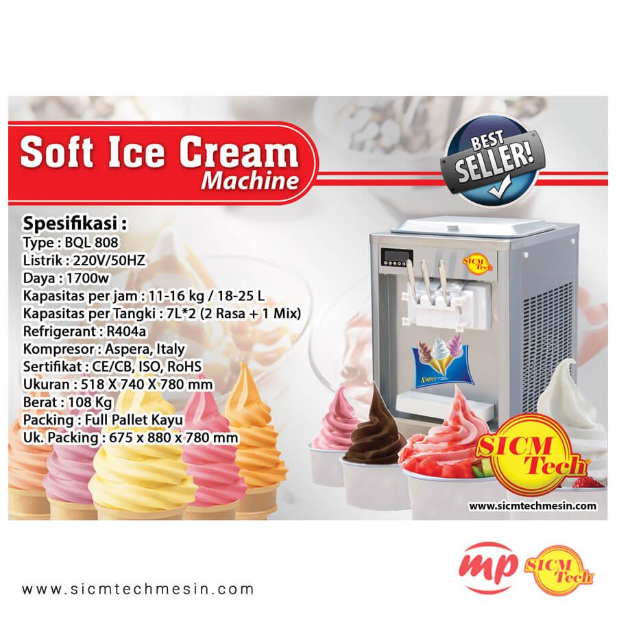 Ice Cream BQL 808 New