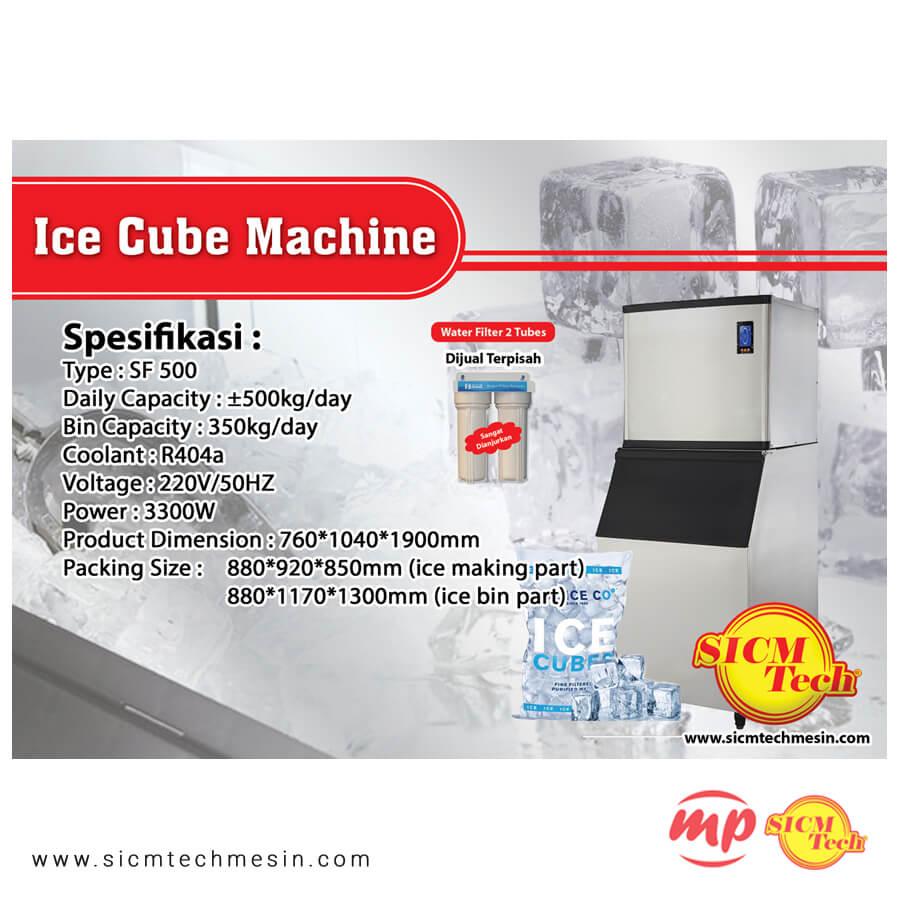 Ice Cube Machine 500