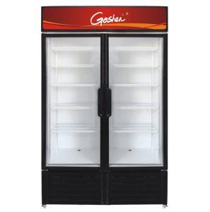 Showcase Cooler 2 Pintu