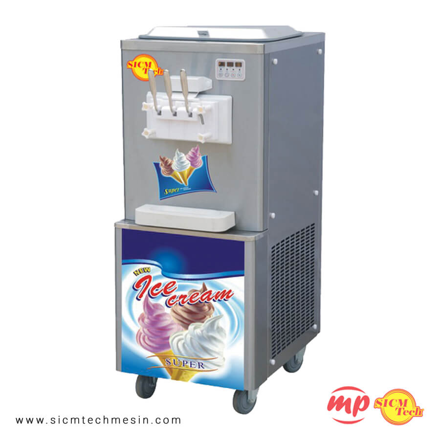Soft Ice Cream BQL 838