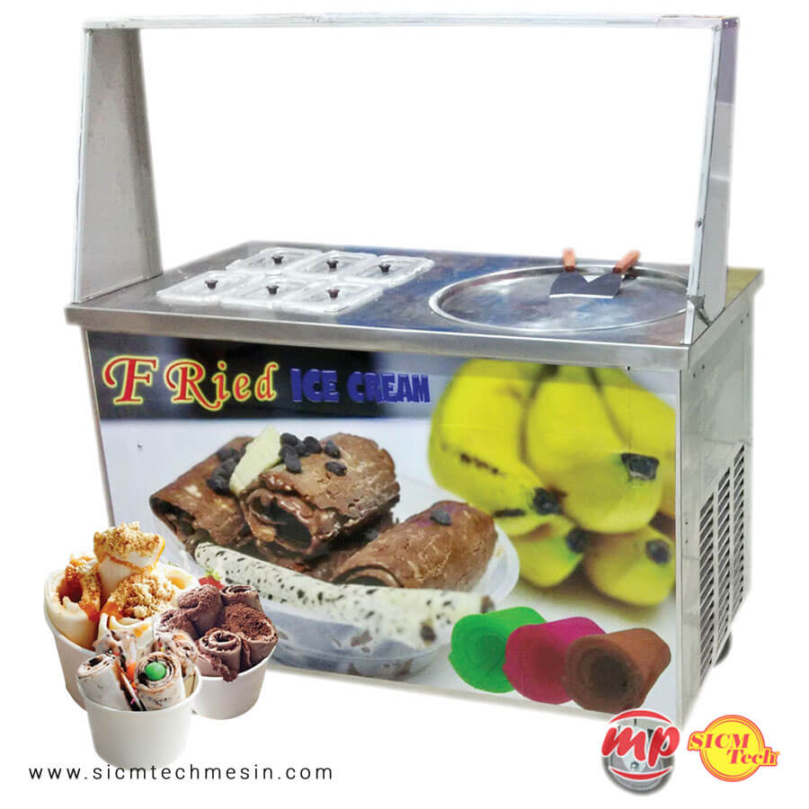 Fried Ice Cream CB 1 6