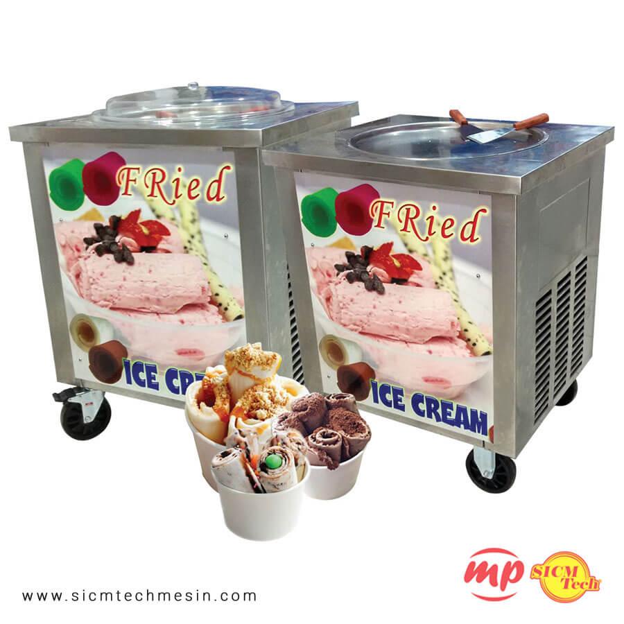 Fried Ice Cream CB500