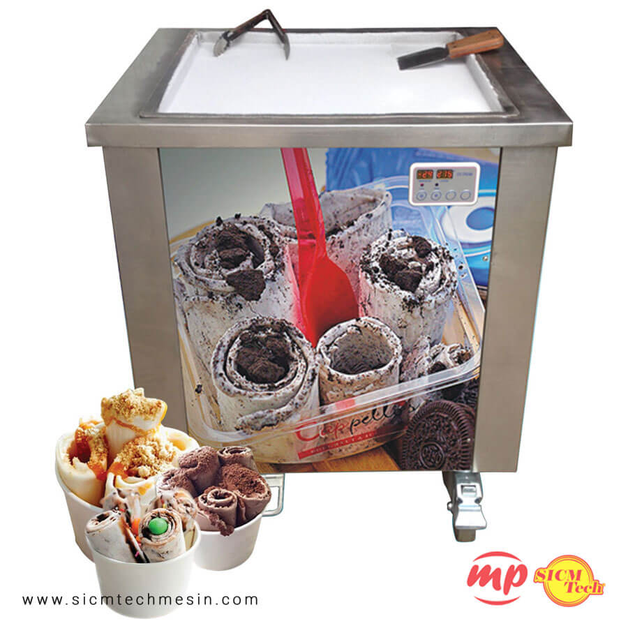Fried Ice Cream CB500S