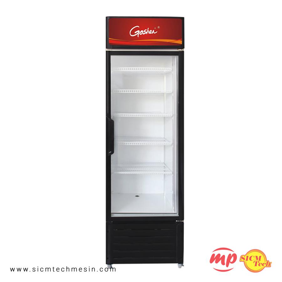 Showcase Cooler 1 Pintu