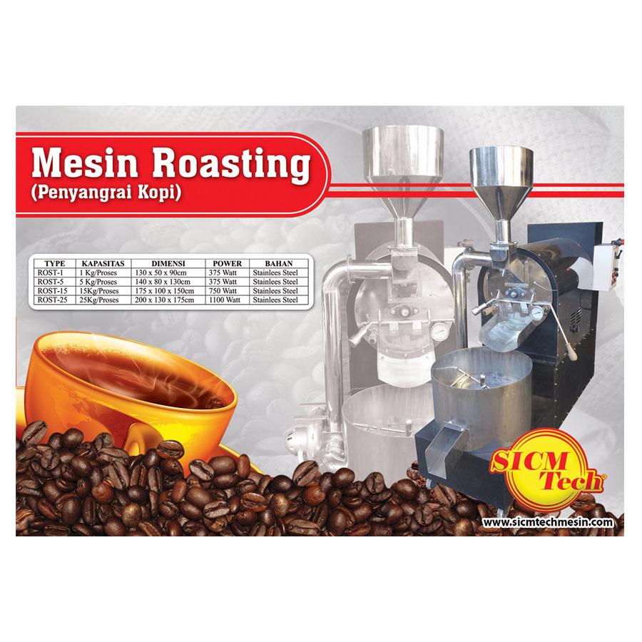 Roasting Machine_
