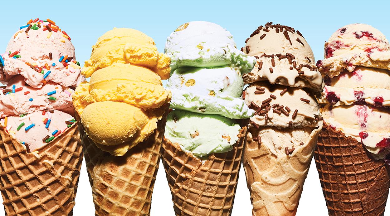 Es Krim Susu Unta, Dessert Sehat nan Unik yang Mulai Menarik Perhatian Dunia
